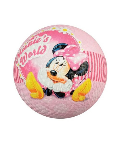 franklin sports disney minnie mouse 8.5  bola de goma del