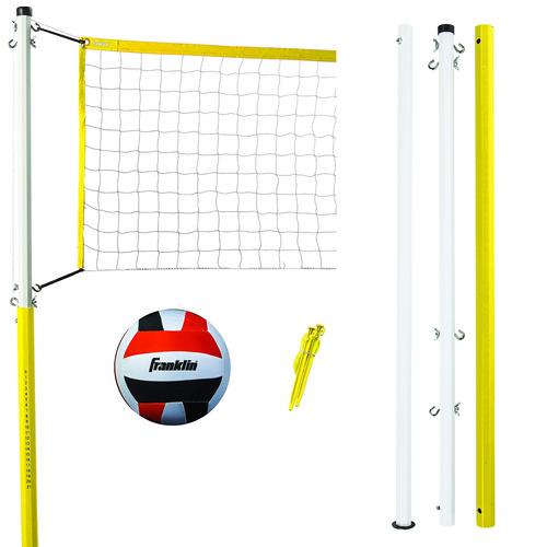 franklin sports family - juego de voleibol