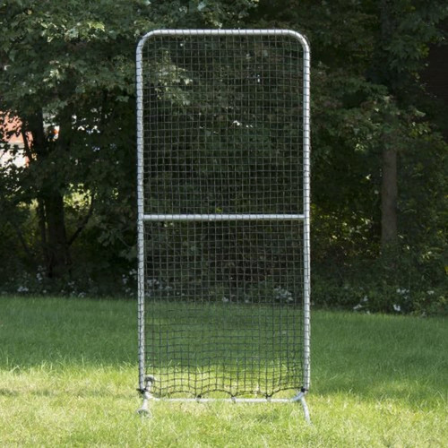franklin sports mlb l-frame protective screen, 78 inch x 72