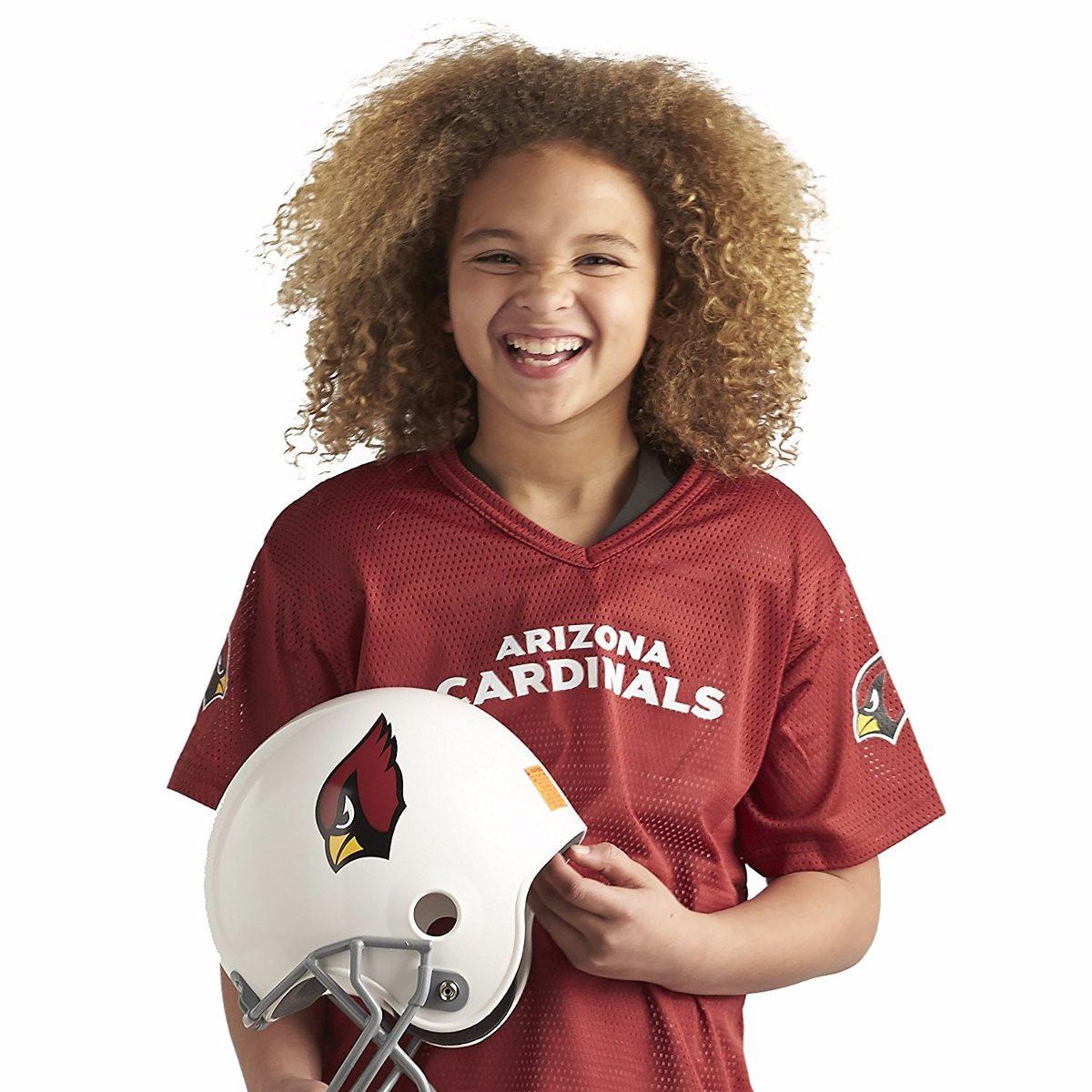 cfbcac0c1 franklin sports uniforme de lujo nfl 10-12 años cardinals. Cargando zoom.