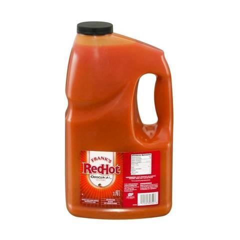 frank's red hot salsa picante 3.78 l