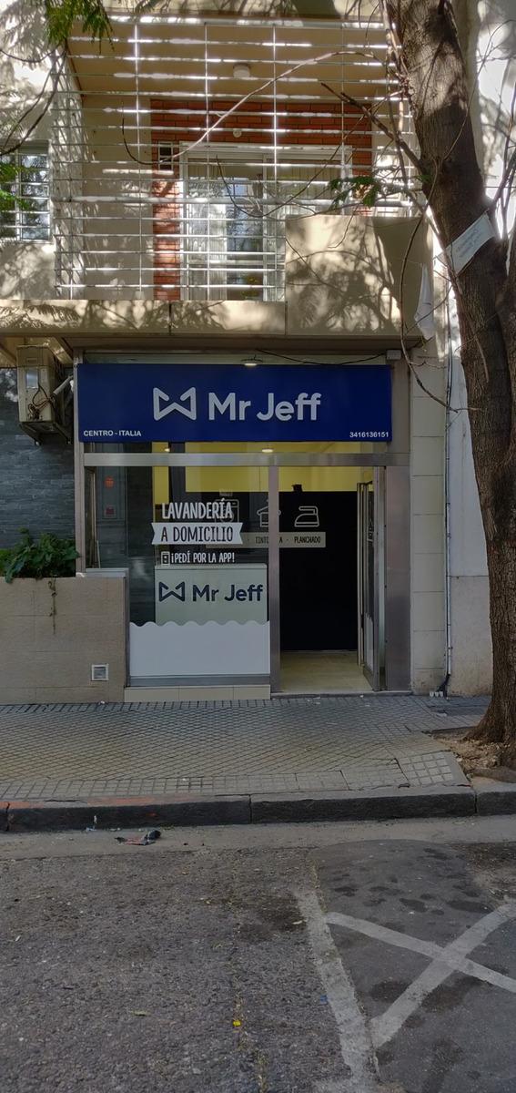 franquicia mr jeff - lavandería de ropa