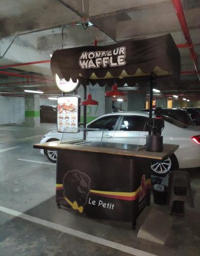 franquicia wafles belgas