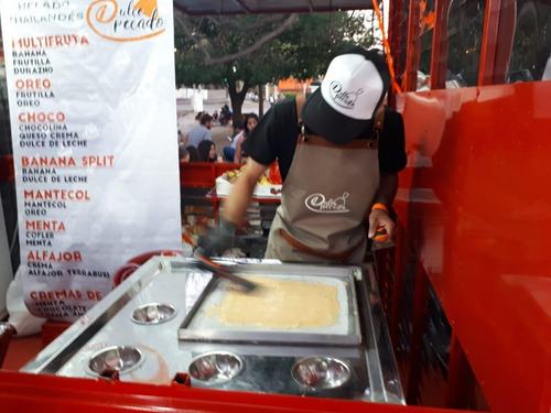 franquicias helado tailandes