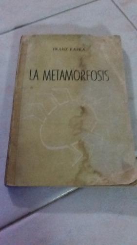 franz kafka : la metamorfosis - cuadernos en octava