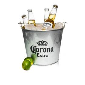 Frapera Balde Corona Original  -sin Relieve- Martinez O Caba