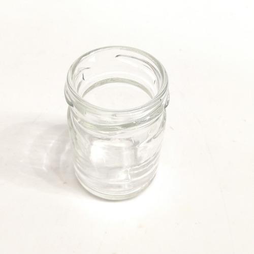 frasco 35cc vidrio decoración 5cm