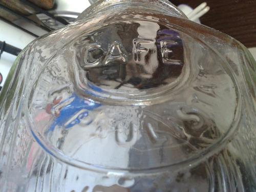 frasco bollon de cafe paulista