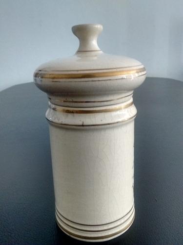 frasco de farmacia antiguo laboratorio abbott