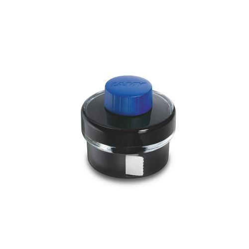 frasco de tinta lamy t52 azul real - lavavel - 50ml