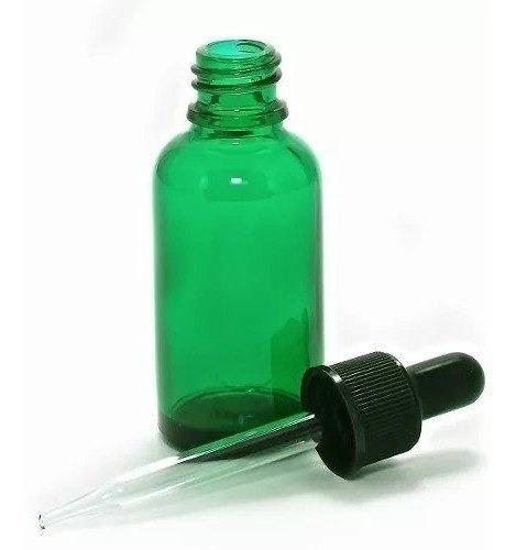 frasco de vidrio gotario con pipeta 30 ml  gocy
