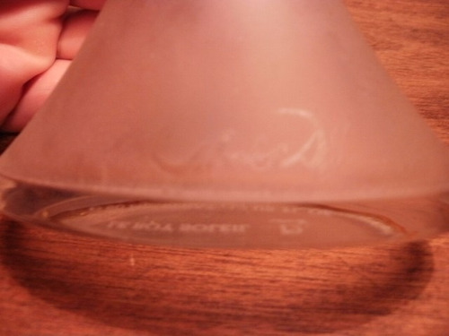 frasco perfume colección!
