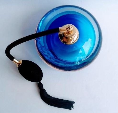 frasco perfumeiro c/ borrifador  decorativo cód. 29016