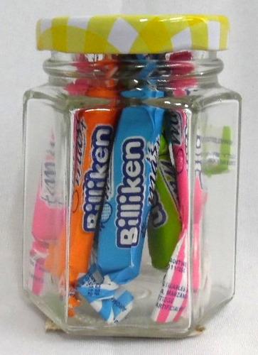 frasco souvenir candy bar especias