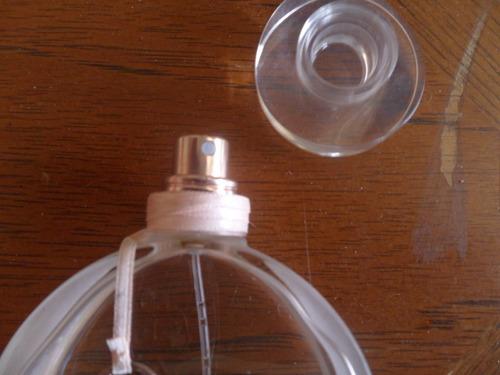 frasco vazio repetto paris eau de toilette 50ml colecionador