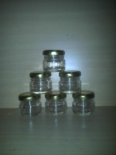 frasco vidrio 28cc souvenirs-envase tapa incluida 20 frascos