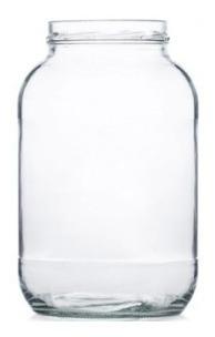 frasco vidrio 3000 cc