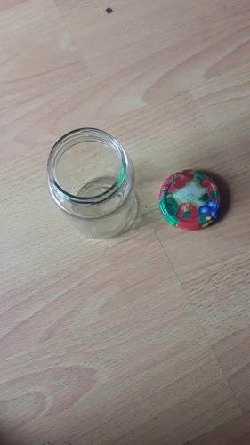 frasco vidrio para tragos