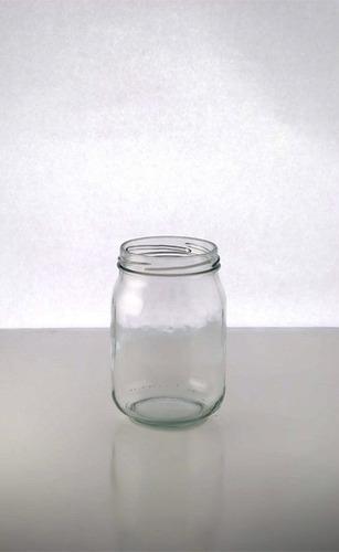 frascos de vidrio para muestras.