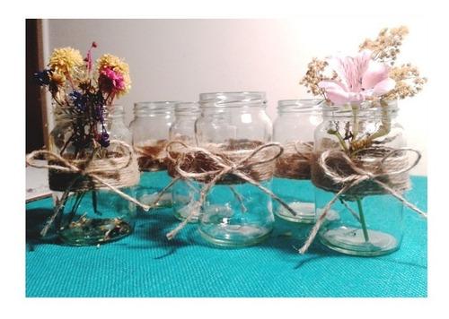frascos decorados vintage shabby chic souvenirs