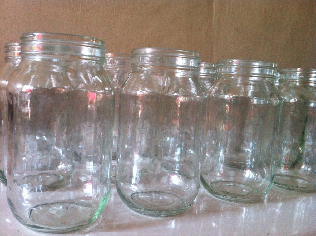 Resultado de imagen para frascos sin tapa