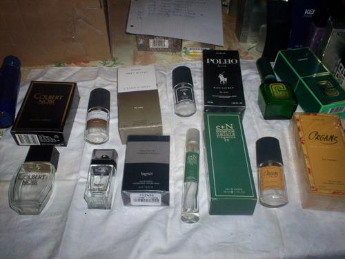 frascos perfume vacios