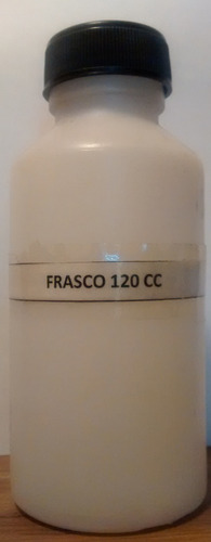 frascos plásticos 120cc