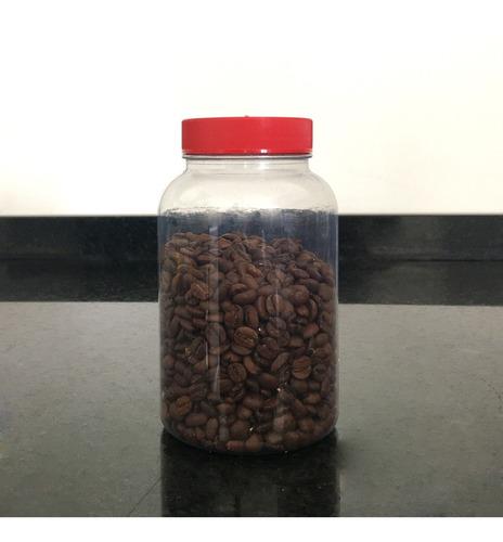 frascos plasticos contenedor multiuso 710 cc c/ tapa x 24 u