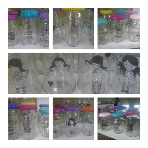 frascos vasos tragos frase  vinilos  villa devoto
