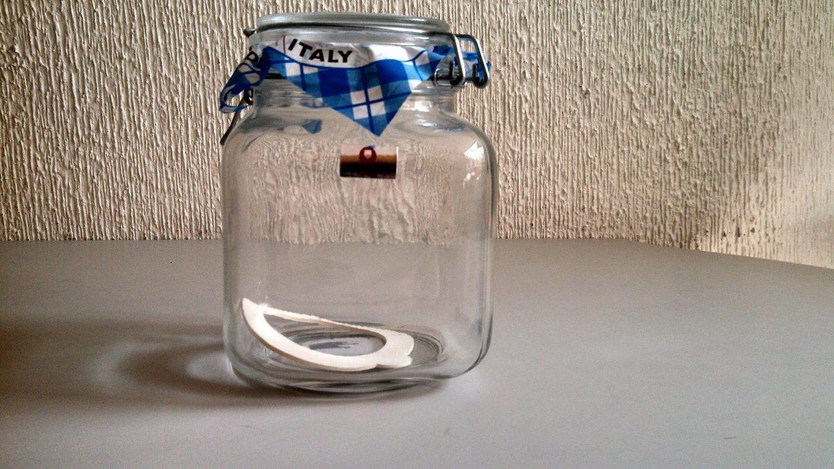 frascos y recipientes hermeticos de cristal ml kg