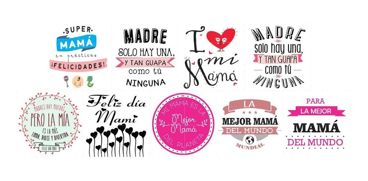 Frases Para Frasco Día De La Madre 19000