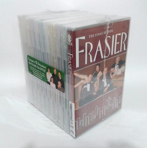 frasier 11 temporadas serie completa de tv en dvd importado