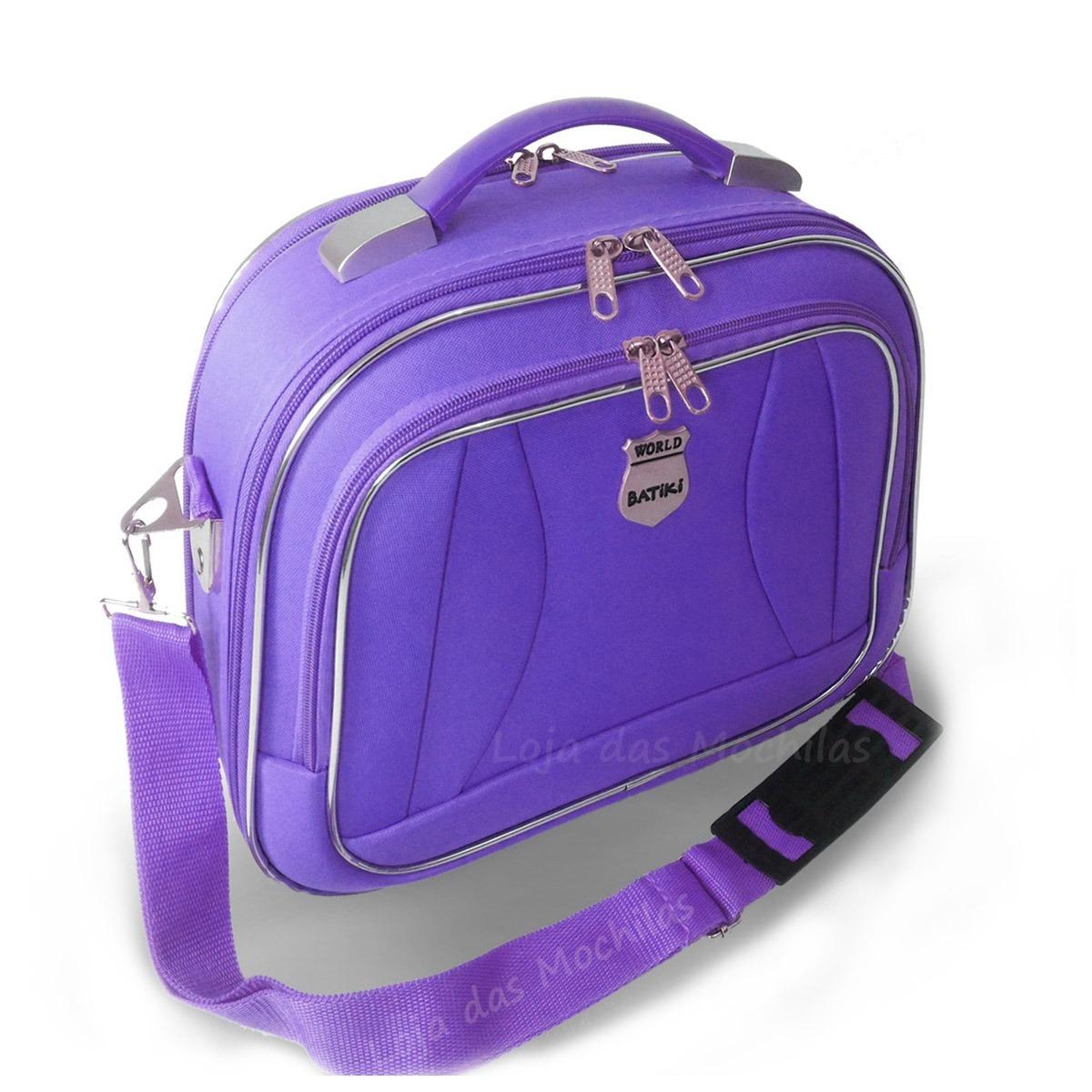 dd133dd33 frasqueira necessaire maleta maquiagem manicure 14 batiki. Carregando zoom.