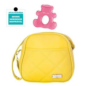6a5bdabdf Kit Dove Baby Bolsa Amarela Bolsas - Bebês em São Paulo no Mercado Livre  Brasil