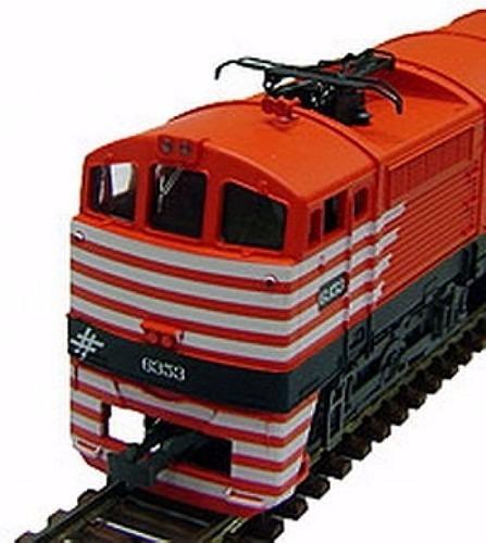 frateschi - locomotiva ge-5200 - vandeca - fepasa - fase ii