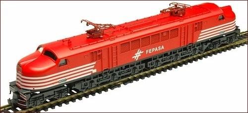 frateschi - locomotiva v-8 - ferrovia paulista s/a - fepasa