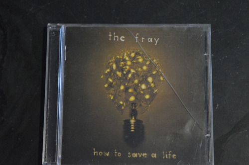 Fray how to save a life cd r 2400 em mercado livre fray how to save a life cd ccuart Images