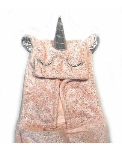 frazada pijama unicornio simil piel adultos - 12 cuotas!
