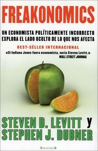 freakonomics.steven d.levitt y stephen j.dubner.