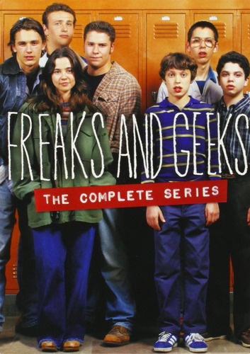 freaks and geeks coleccion completa serie dvd