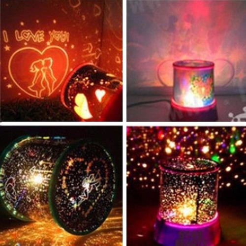 f/real c.civico lampara proyectora de corazones