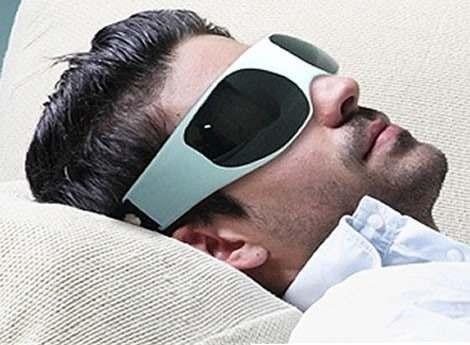 f/real c.civico masajeador de ojos para dolor de cabeza