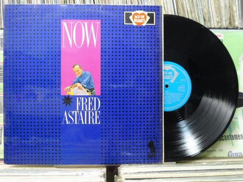 fred astaire now - lp ace of hearts 1959 estéreo importado