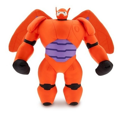 fred de kaiju  big hero 6 plush 33 cm disney no br
