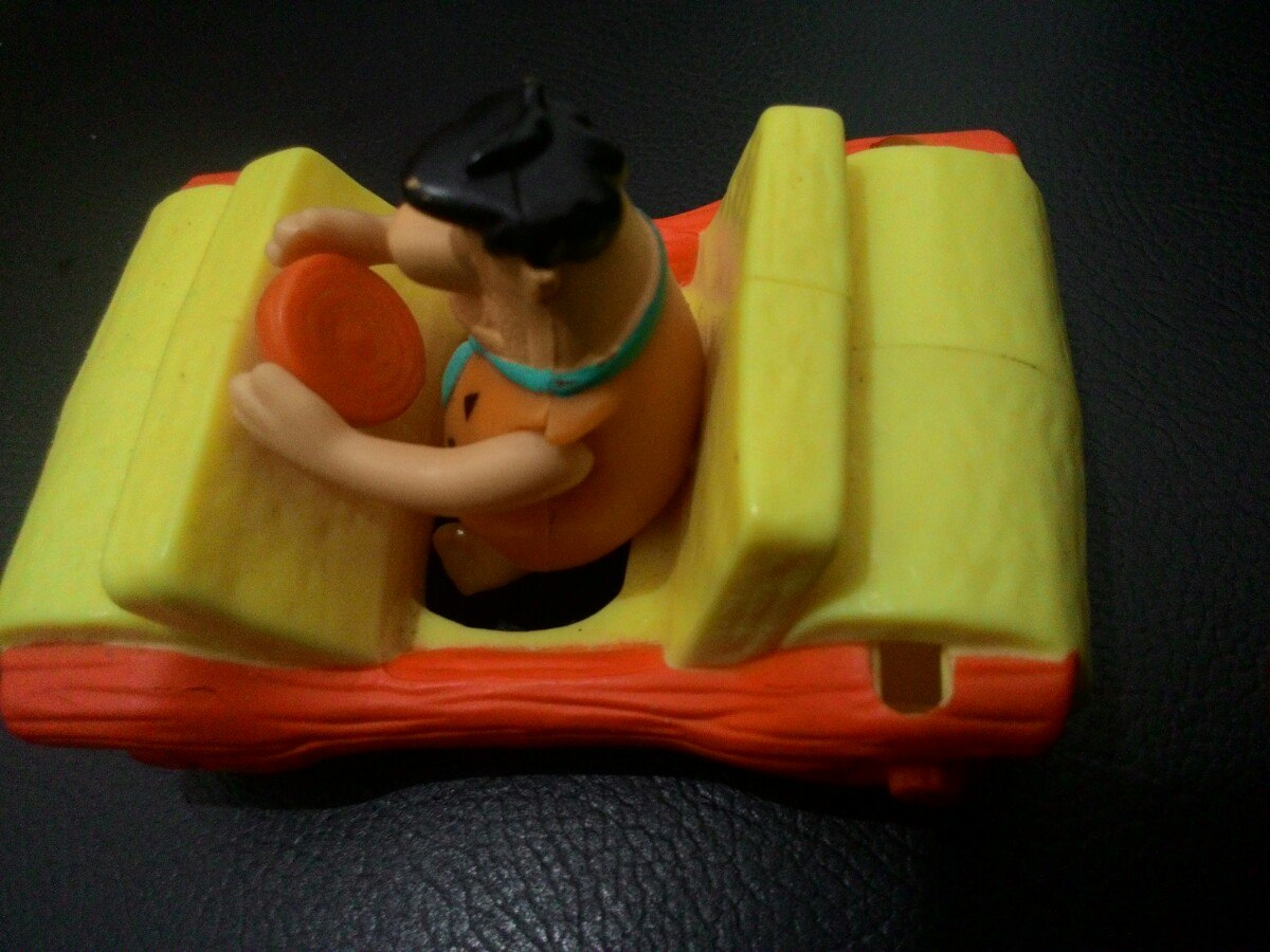 Fred Flintstone Mc Donalds(excelente Estado) - R  35 74884e49d645b
