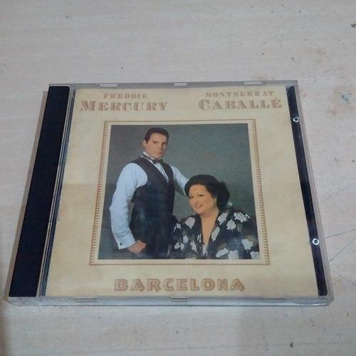 freddie mercury barcelona cd original