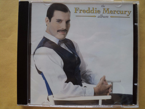 freddie mercury- cd the album- 1994- original!
