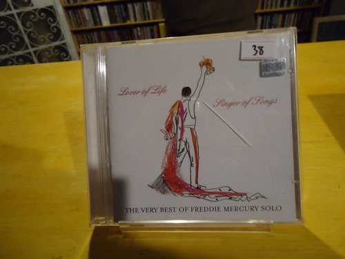 freddie mercury lover of life singer of songs cd