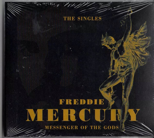 freddie mercury - messenger of the gods the singles cd duplo