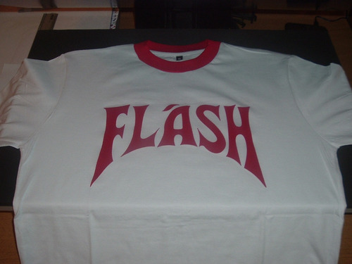 freddie mercury remera flash1980 ed. limitada queen